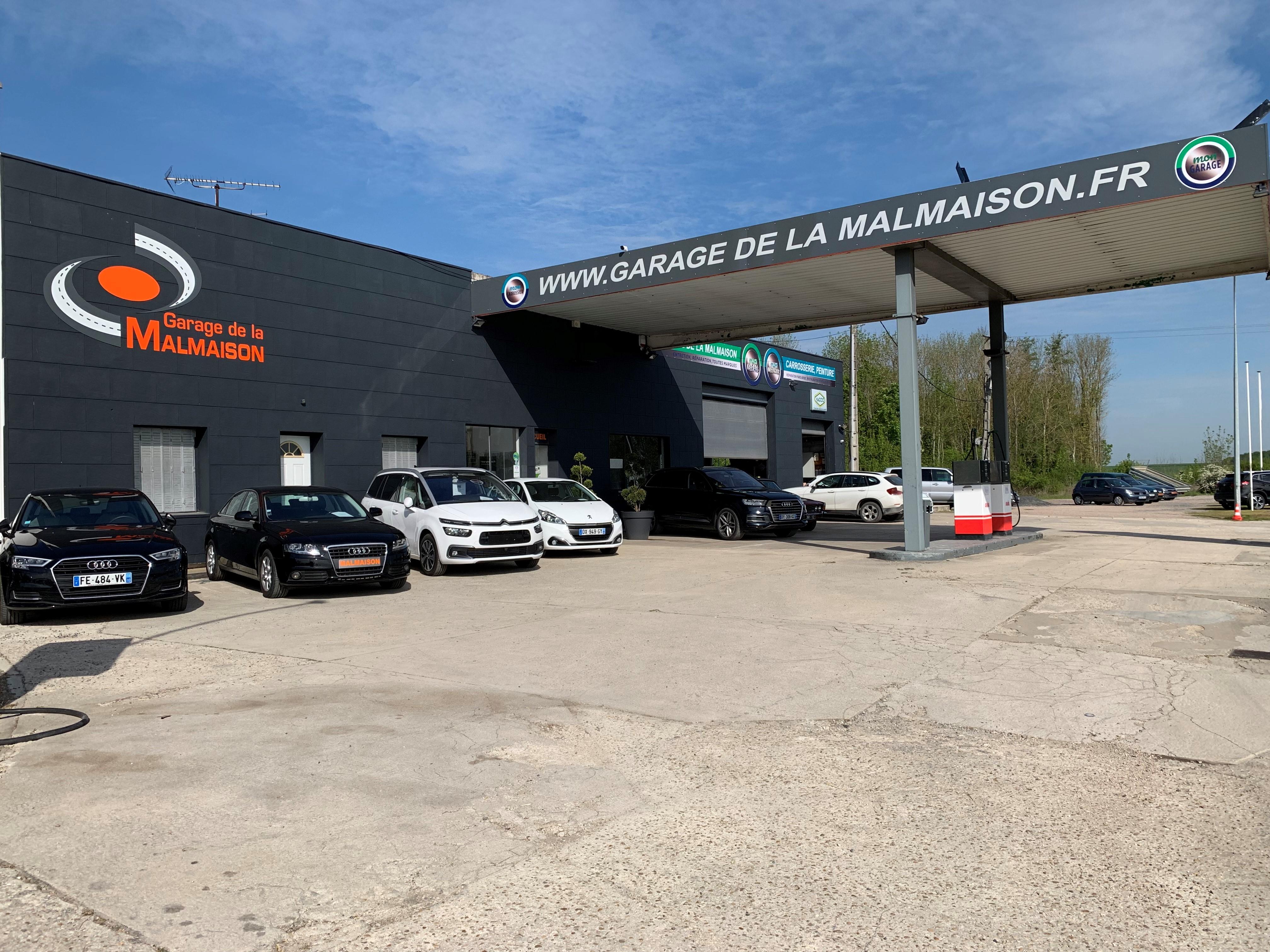 Garage de la Malmaison